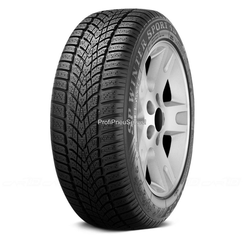 DUNLOP 225/55R17 101H    SP Winter Sport 4D