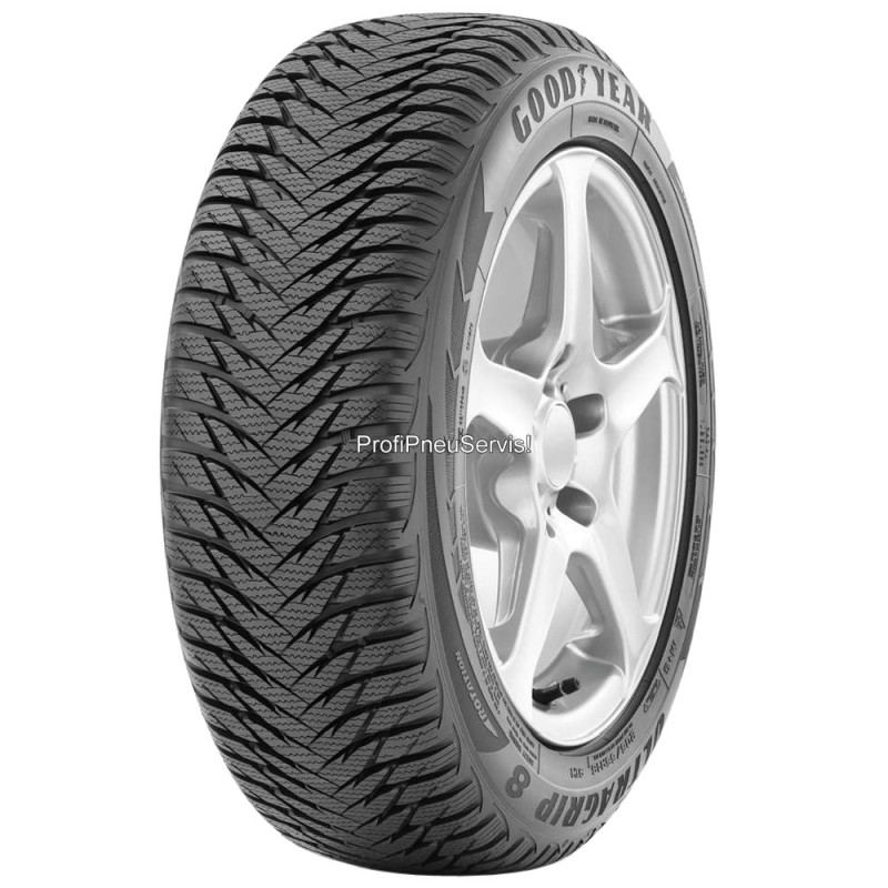 GOODYEAR 195/55R16 87H    UltraGrip 8