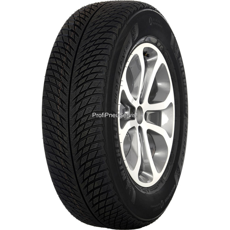MICHELIN 275/35R19 100V Pilot Alpin 5